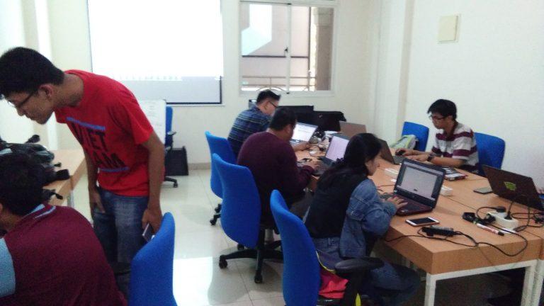 kursus programming bekasi