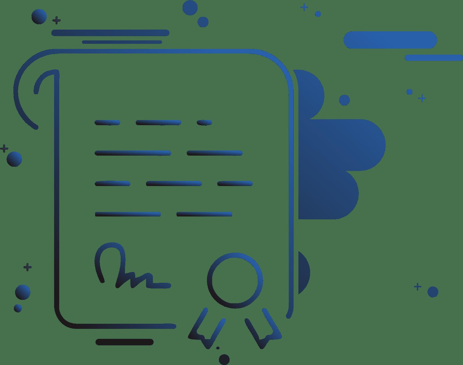 icon srtifikat kursus programming
